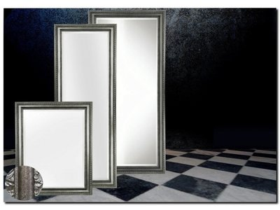 Barokspiegel.nl Mirror Carlo Antiquesilver