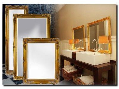 Barokspiegel.nl Mirror Ethan gold