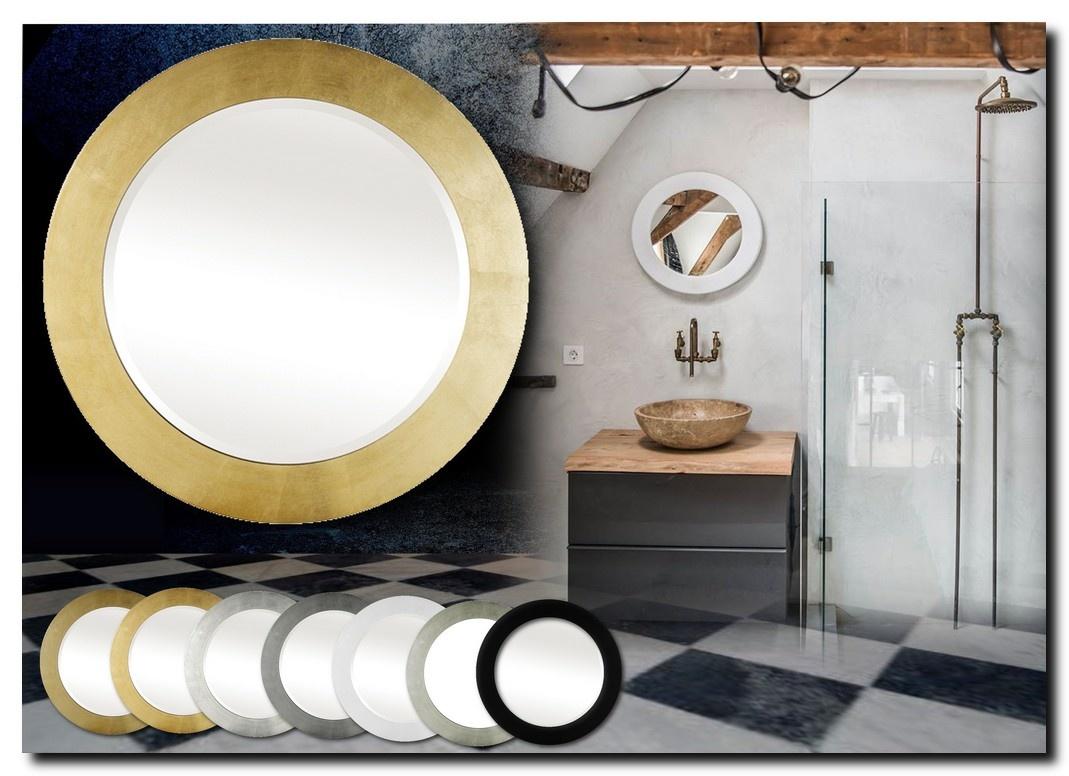 Ronde design spiegel Natalia