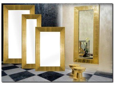 Barokspiegel.nl Mirror Romano Gold