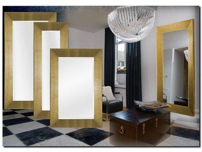 Barokspiegel.nl Mirror Romano Antiquegold