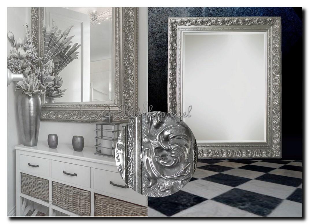 Wandspiegel Antonio zilver Aanbieding!