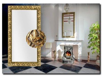 Barokspiegel.nl Mirror Olimpia antiquegold Sale!