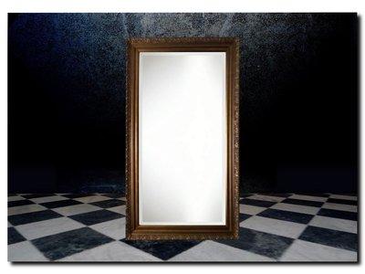 Barokspiegel.nl Mirror Clemente antiquegold  Sale!