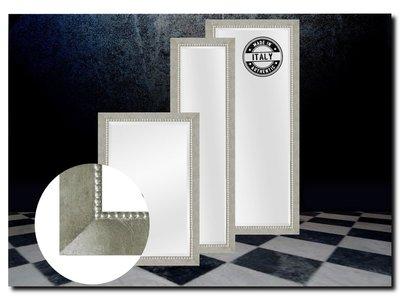 Barokspiegel.nl Mirror Pico Silver