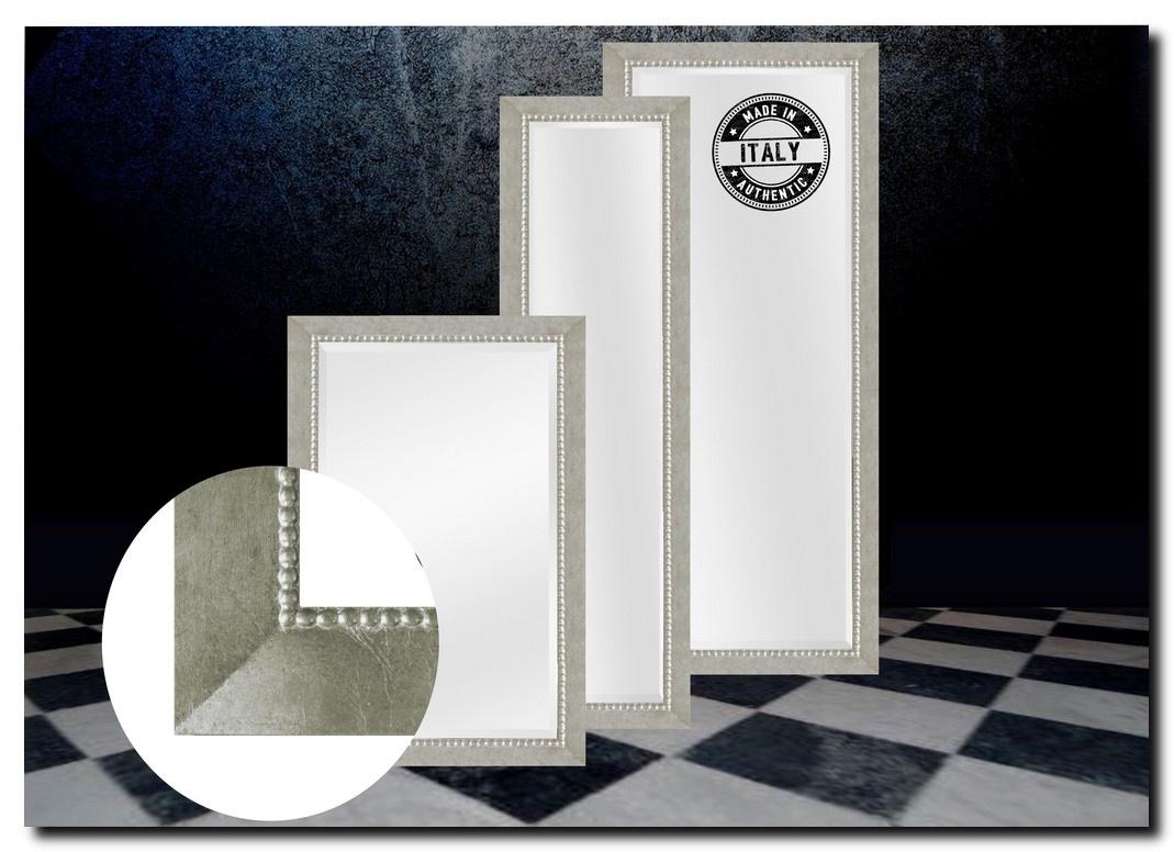 Fijn Klassieke Spiegel Pico Zilver