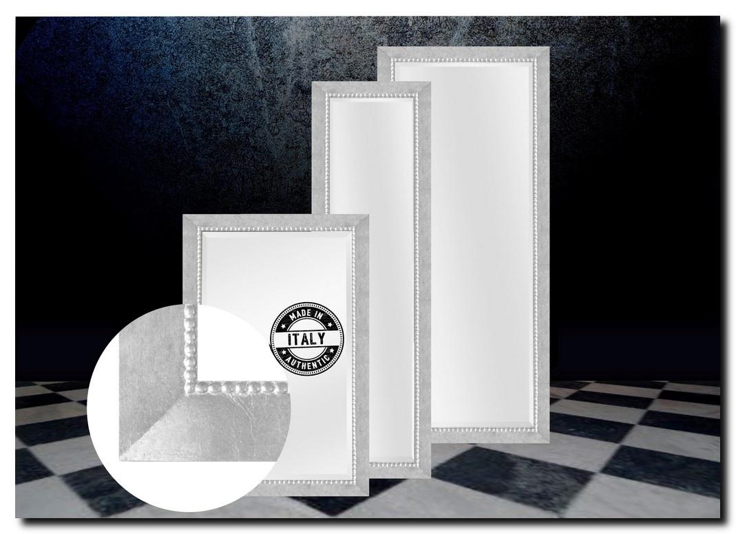 Fijn Klassieke Spiegel Pico Helder Zilver
