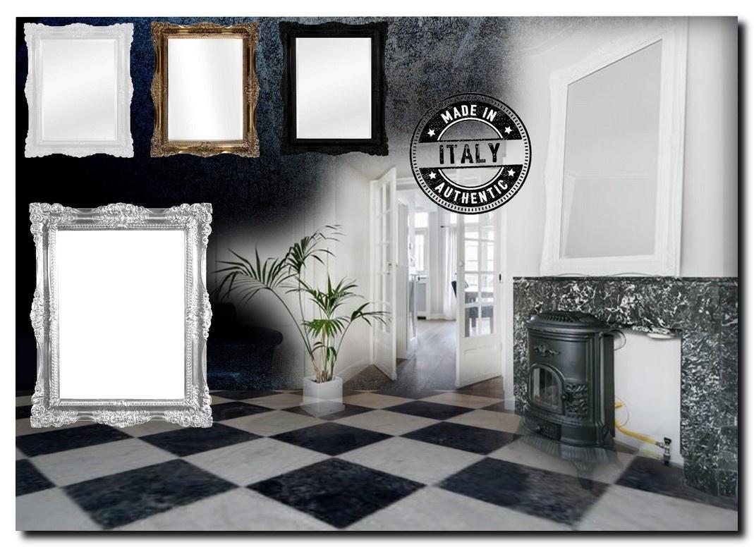 Rococo barok spiegel Agostina