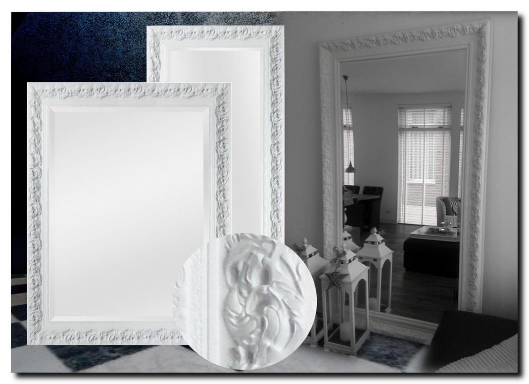 Grote witte spiegel Antonio