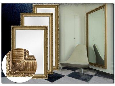 Barokspiegel.nl Mirror Mauro Antiquegold