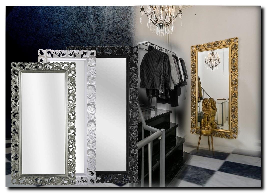 Luxe grote Italiaanse Spiegel Letizia