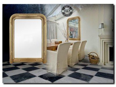 Barokspiegel.nl Mirror Romeo Antiquegold