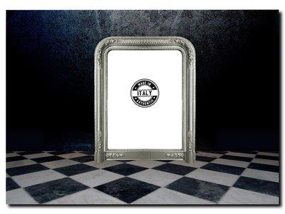 Barokspiegel.nl Mirror Romeo Silver