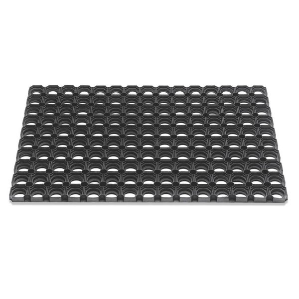 Deurmat Deurmat Domino Rubberringmat 40X60Cm 23Mm