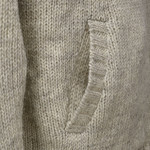 Pure Wool Pure Wool Herenvest MNL-1703 Antraciet