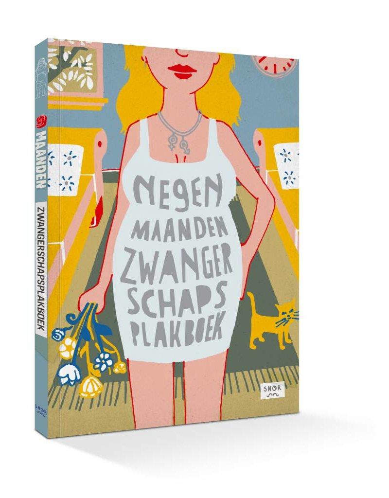 De Wereld van Snor Negen maanden zwangerschapsboek