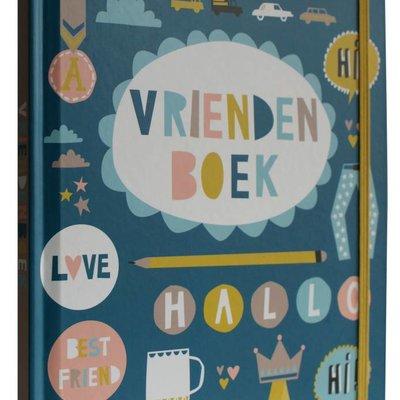 De Wereld van Snor Vriendenboek