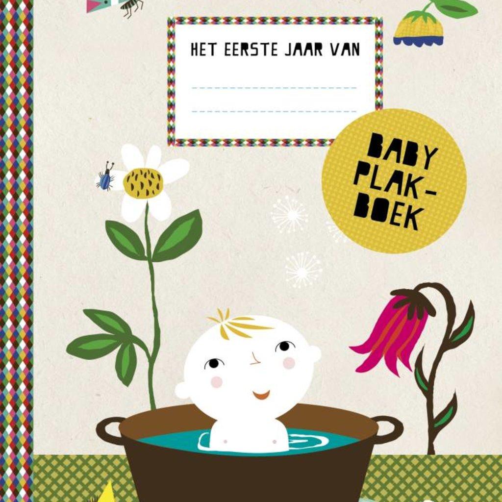 De Wereld van Snor Babyplakboek