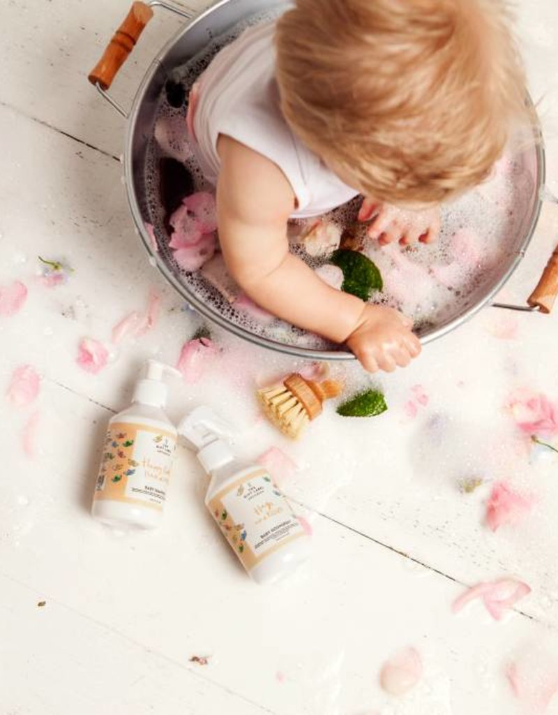 The gift label Baby Roomspray: Hugs and Kisses