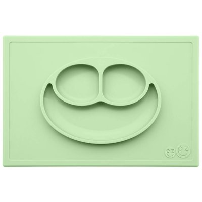 EZPZ EZPZ Happy Mat Licht Groen
