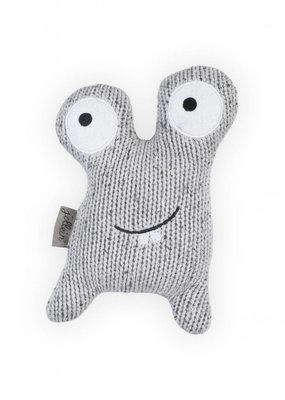 Jollein Knuffel Confetti monster grey