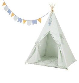 Little Dutch Little Dutch;  Tipi Tent Mint