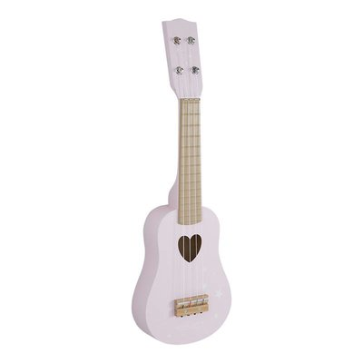 Little Dutch Gitaar - adventure roze