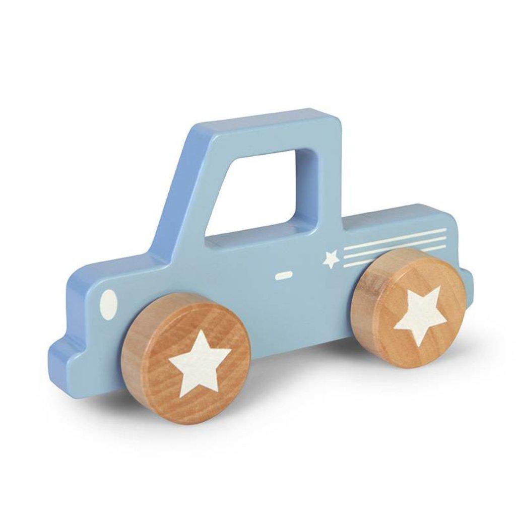 Little Dutch pick up hout - mint