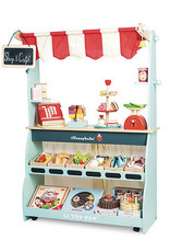 Le toy van Houten marktkraam