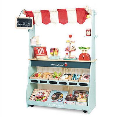 Le toy van Le Toy Van  Wooden Shop And Café