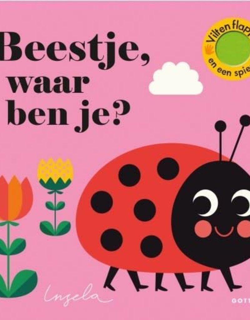 Gottmer Kinderboek: Beestje, waar ben je?