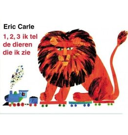 Gottmer Kinderboek: 1,2,3 ik tel de dieren die ik zie
