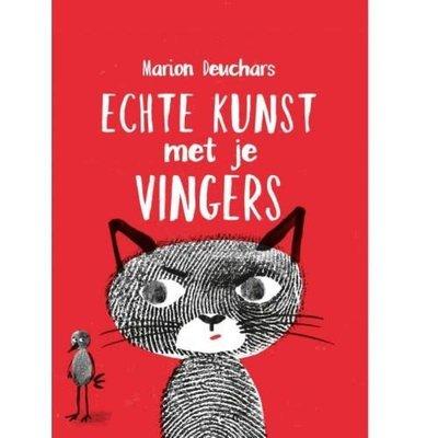 Gottmer Gottmer; Prentenboek: Echte kunst met je vingers