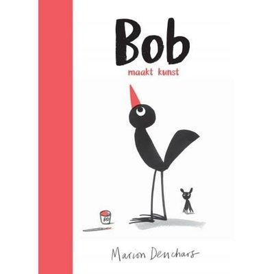 Gottmer Gottmer; Prentenboek: Bob maakt kunst