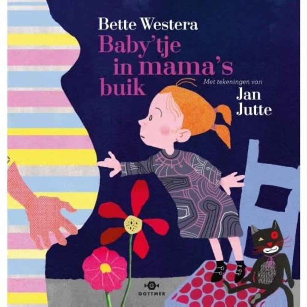 Gottmer Prentenboek: Baby'tje in mama's buik