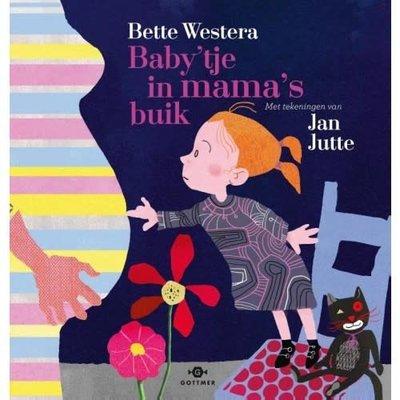 Gottmer Gottmer; Prentenboek: Baby'tje in mama's buik
