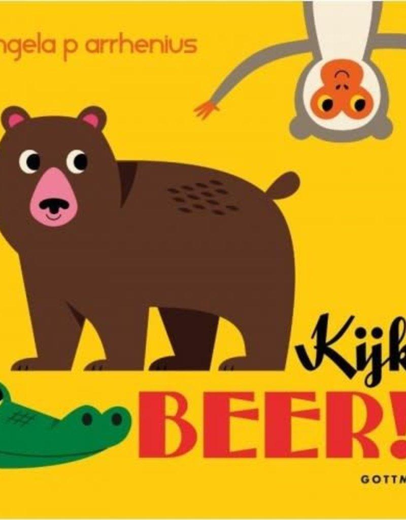 Gottmer Kinderboek: Kijk Beer!