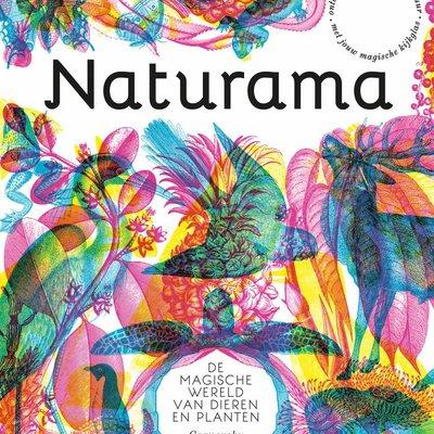 Terra Lannoo Naturama - De magische wereld van dieren en planten