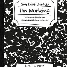 Terra Lannoo Boek: My boss thinks i'm working