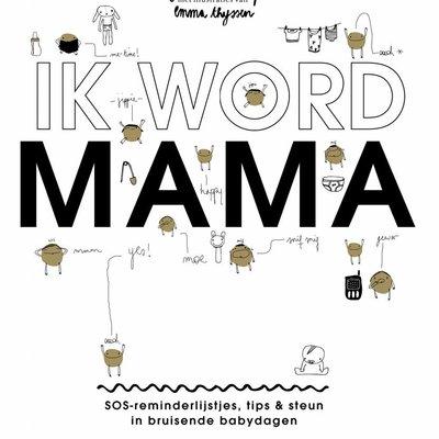 Terra Lannoo Boek: ik word mama