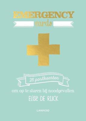 Terra Lannoo Emergency Cards - 28 postkaarten voor elke gelegenheid