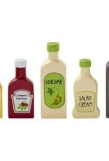 Kids Concept Speelset flessen voor keukentje