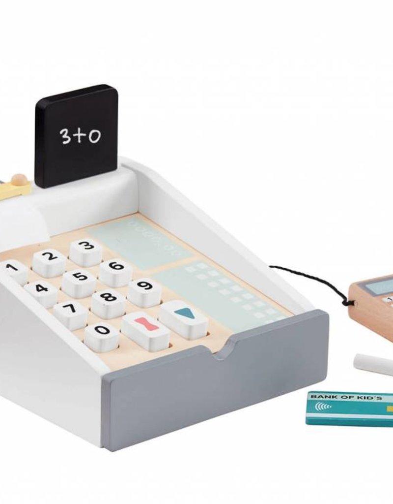 Kids Concept Houten kassa met pinautomaat