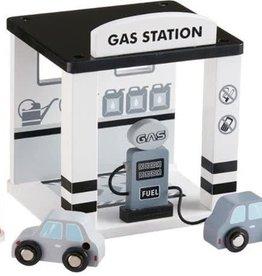 Kids Concept Houten benzinestation