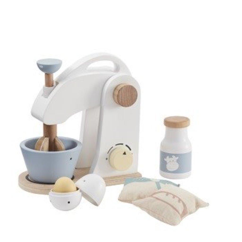 Kids Concept Houten mixer set