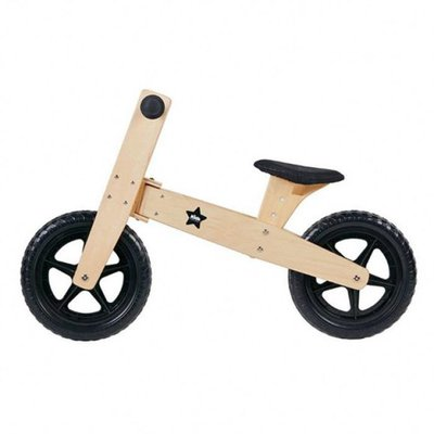 Kids Concept Kids Concept;  Springcykel bike Wood Black