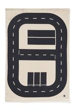 Kids Concept Speel tapijt aiden cars 90x130