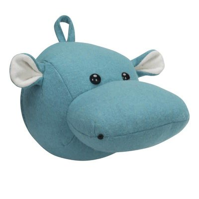 Kidsdepot Kidsdepot; Zoo hippo blauw