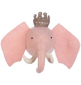 Kidsdepot Princes olifant roze