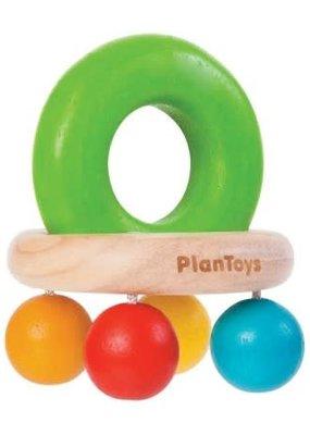 PlanToys Houtel rammel speeltje